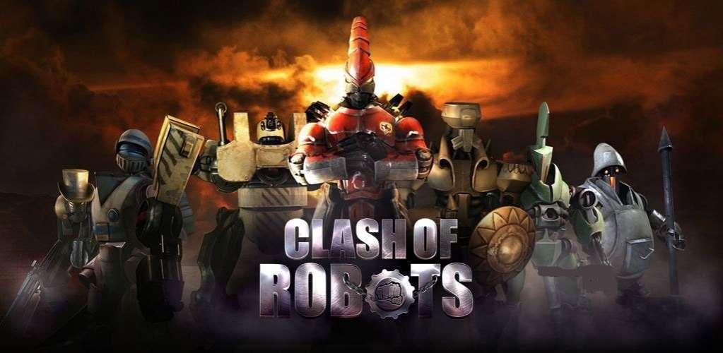 دانلود Clash Of Robots 3.1 بازی اکشن اندروید مبارزه ربات ها + مود