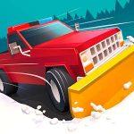 دانلود Clean Road 1.6.14 بازی اندروید ماشین جاده باز کن + مود