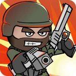 دانلود Doodle Army 2 : Mini Militia 5.3.2 بازی سربازان کله شق 2 اندروید + مود