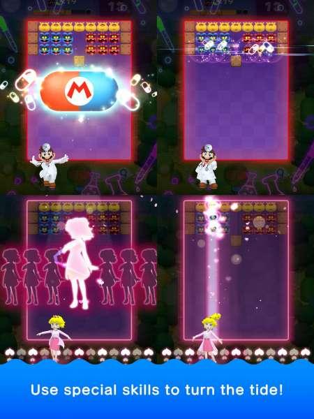 دانلود Dr. Mario World 2.4.0 بازی اندروید زیبای جهان دکتر ماریو
