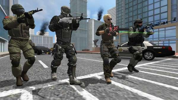 دانلود Earth Protect Squad: Third Person Shooting Game 2.33 بازی اندروید اکشن محافظان زمین + مود