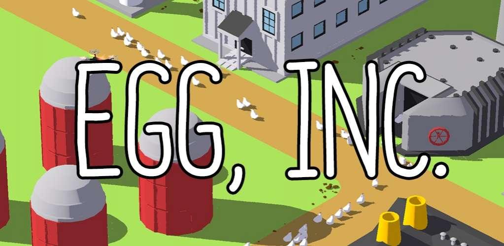 دانلود Egg Inc 1.11.3 بازی اندروید شبیه ساز مرغ داری + مود