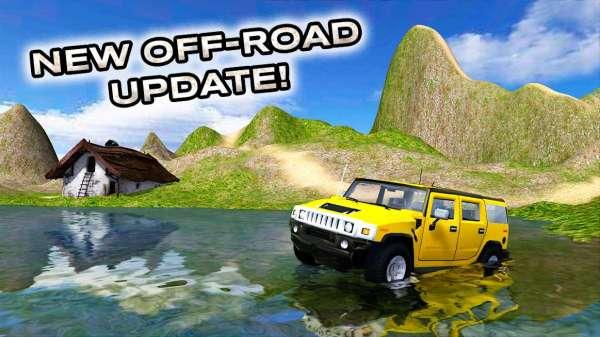 دانلود Extreme Car Driving Simulator 6.0.13 بازی اندروید شبیه ساز فوق العاده رانندگی + مود