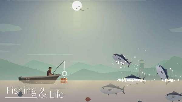 دانلود Fishing Life 0.0.158 بازی اندروید فوق العاده زندگی ماهیگیر + مود