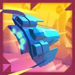 دانلود Geometry Race 1.9.6 بازی اندروید مسابقه در جهان هندسی + مود