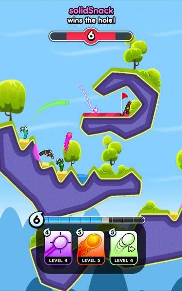 دانلود Golf Blitz 2.2.1 بازی گلف رعد آسا اندروید