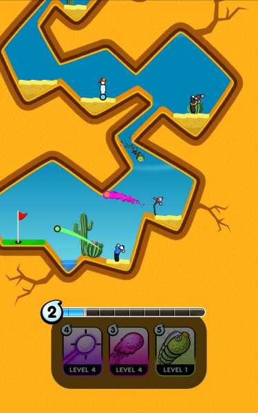 دانلود Golf Blitz 1.17.1 بازی گلف رعد آسا اندروید