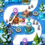دانلود Hero Defense King : TD 1.0.36 بازی اندروید دفاعی قهرمانان مدافع پادشاه + مود