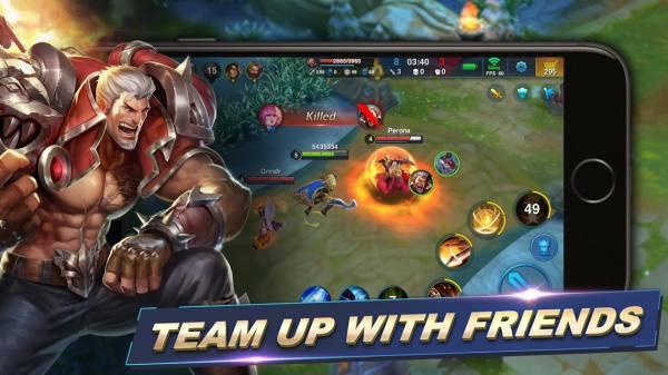 دانلود Heroes Arena 2.2.47 بازی نقش آفرینی قهرمانان آرنا اندروید