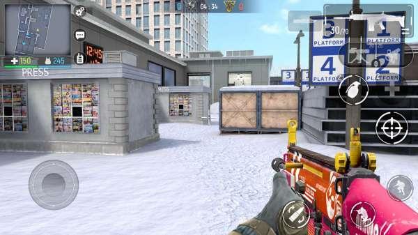 دانلود Modern Ops – Online FPS 5.88 بازی اندروید آنلاین تیراندازی عملیات ویژه + دیتا