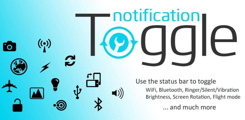 دانلود Notification Toggle Premium 3.8.5 اپلیکیشن ساخت میانبر اندروید