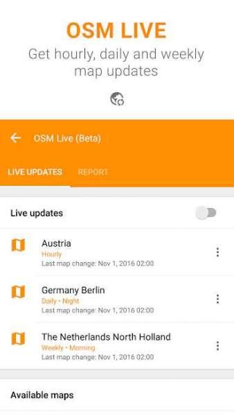 دانلود OsmAnd+ Maps & GPS Navigation 3.8.3 برنامه مسیریاب آفلاین اندروید + سخنگو + نقشه کامل کره زمین