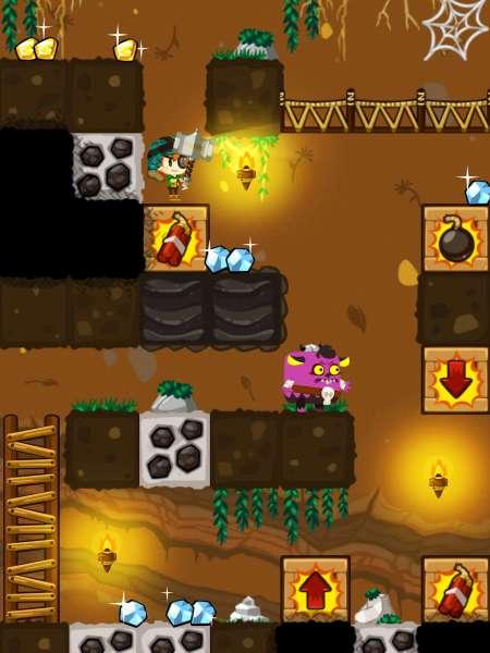 دانلود Pocket Mine 3 25.0.0 بازی اندروید معدنچی طلا + مود
