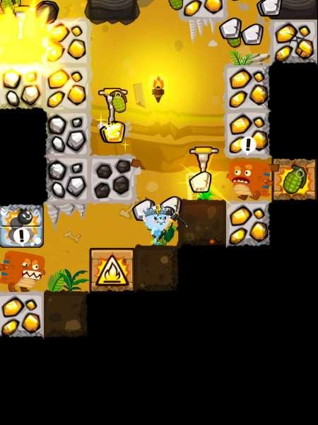 دانلود Pocket Mine 3 18.18.0 بازی اندروید معدنچی طلا + مود