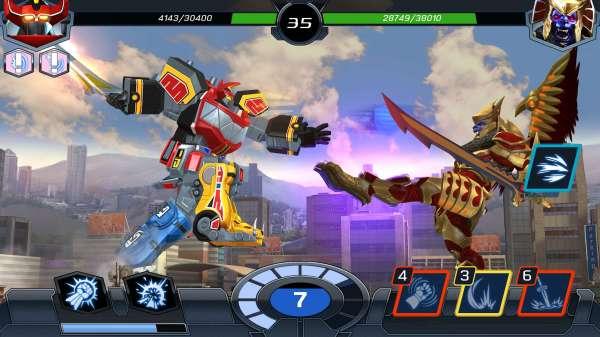 دانلود Power Rangers: Legacy Wars 3.0.4 بازی اندروید تکاوران قدرتمند در جنگ میراث