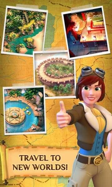 دانلود Pyramid Solitaire Saga 1.112.0 مجموعه بازی های تخته ای و کارتی اندروید + مود
