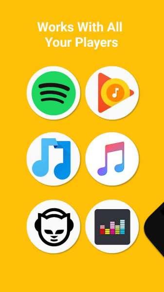 دانلود QuickLyric Instant Lyrics Premium 3.9.0c+4000312 اپلیکیشن نمایش متن موزیک اندروید