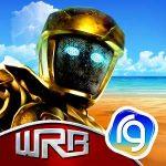 دانلود Real Steel World Robot Boxing 52.52.117 بازی مسابقه بوکس ربات ها اندروید + مود