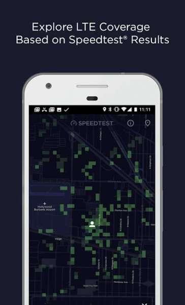 دانلود Speedtest by Ookla 4.6.6 برنامه تست سرعت اینترنت اندروید + مود