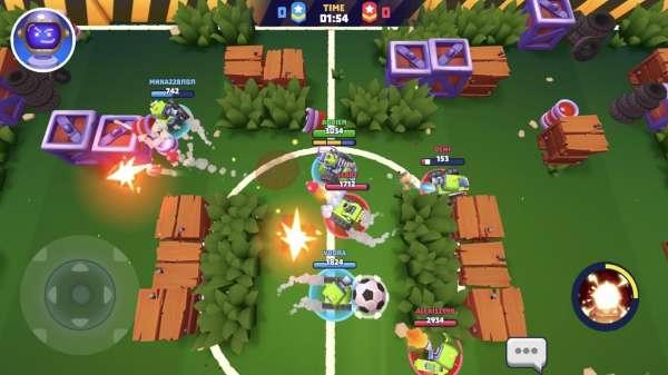 دانلود Tanks A Lot! – Realtime Multiplayer Battle Arena 3.27 بازی اندروید نبرد بزرگ تانک ها + مود