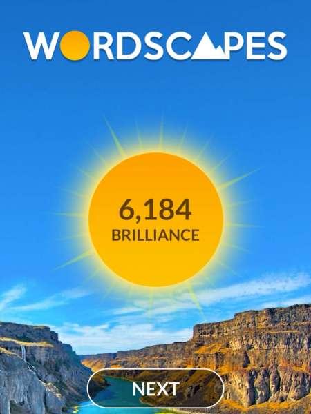 دانلود Wordscapes 1.18.1 بازی اندروید پازلی پیدا کردن کلمات + مود