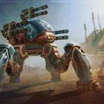 دانلود Walking War Robots 5.7.0 بازی اکشن نبرد روبات ها اندروید + دیتا
