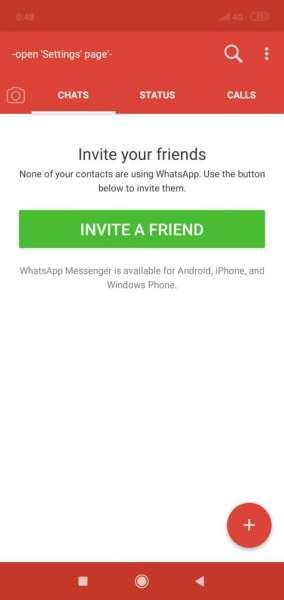 دانلود WhatsApp+ JiMODs 8.85 واتس آپ پلاس اندروید