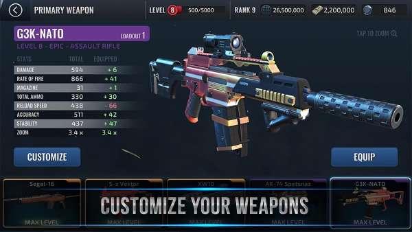 دانلود Armed Heist: Ultimate Third Person Shooting Game 2.4.7 بازی اندروید سرقت مسلحانه و تیر اندازی سوم شخص + مود + دیتا