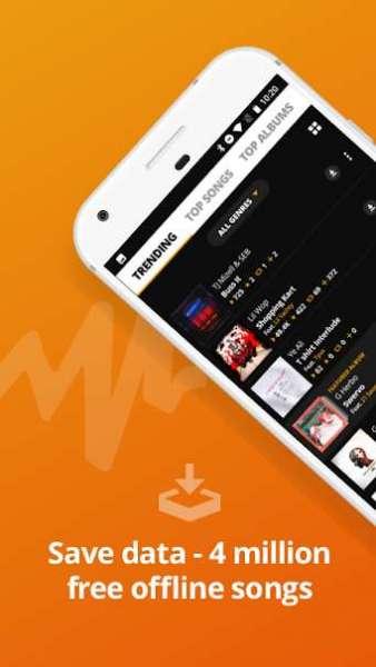 دانلود Audiomack Free Music Downloads 6.5.0 برنامه پخش موزیک آنلاین اندروید