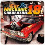 دانلود Car Mechanic Simulator 1.1.3 بازی اندروید شبیه سازی مکانیک ماشین + مود
