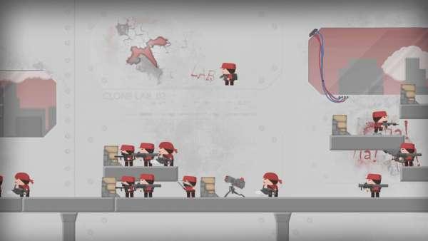 دانلود Clone Armies 7.4.5 بازی اندروید نیروهای سرخ و آبی + مود