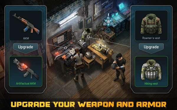 دانلود Dawn of Zombies: Survival after the Last War 2.39 بازی اندروید بقاء مبارزه با زامبی ها + مود + دیتا