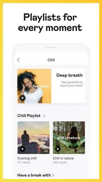 دانلود Deezer: Music & Song Streaming 6.2.28.73 برنامه پخش آنلاین موزیک اندروید + مود