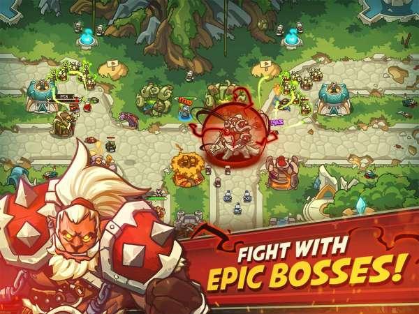 دانلود Empire Warriors TD: Defense Battle 2.4.21 بازی برج دفاعی جنگجویان امپراطور اندروید + مود
