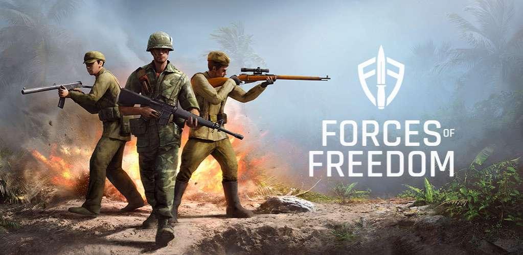 دانلود Forces of Freedom – Early Access 5.0.0 بازی اندروید نیروهای آزادی بخش + مود