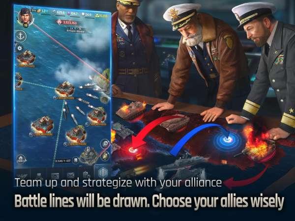 دانلود Gunship Battle Total Warfare 4.3.4 بازی اندروید اکشن هواپیمای جنگی در میدان نبرد