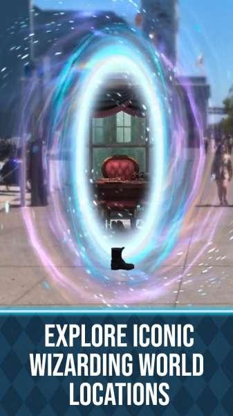 دانلود Harry Potter: Wizards Unite 2.10.0 بازی ماجراجویی هری پاتر و جادوگران متحد اندروید