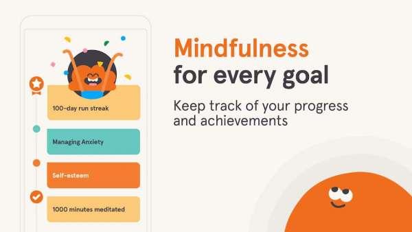 دانلود Headspace Subscribed 4.16.0 برنامه  آرامش ذهن و مدیتیشن اندروید