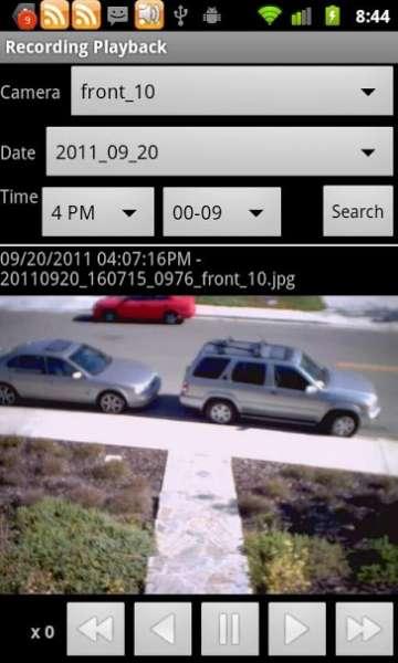 دانلود IP Cam Viewer Pro 7.1.7 برنامه اندروید کنترل دوربین مدار بسته