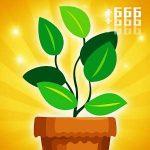 دانلود Idle Pot Cultivate 1.1.1 بازی اندروید زیبای پرورش گل و گیاه در گلدان + مود