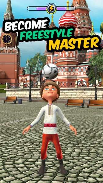 دانلود Kickerinho World 1.9.9 بازی ورزشی جهان روپایی با توپ اندروید + مود