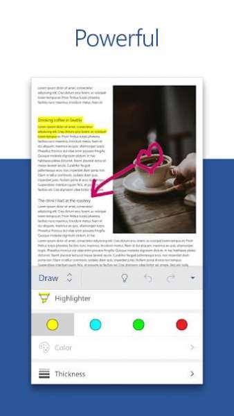 دانلود Microsoft Word 16.0.14228.20138 نرم افزار مایکروسافت ورد برای اندروید