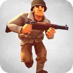 دانلود Mighty Army : World War 2 1.0.9 بازی اندروید اکشن ارتش قدرتمند + مود + دیتا