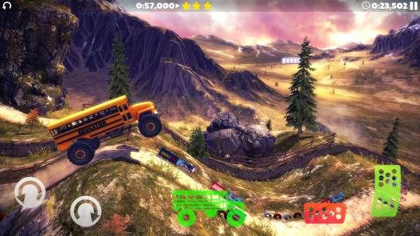 دانلود Offroad Legends 2 1.2.14 بازی اندروید ماشین سواری افسانه های offroad