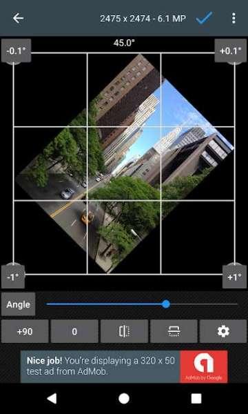 دانلود Photo Editor 6.7 نرم افزار ویرایش سریع تصاویر اندروید + مود