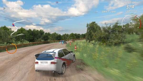 دانلود Rally Fury – Extreme Racing 1.78 بازی ماشین سواری هیجان انگیز مسابقات رالی اندروید + مود