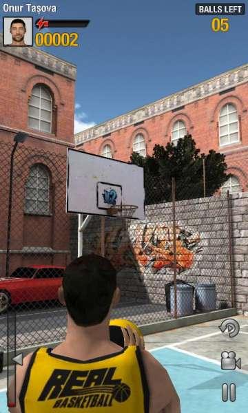 دانلود Real Basketball 2.8.3 بازی اندروید ورزشی بسکتبال واقعی + مود