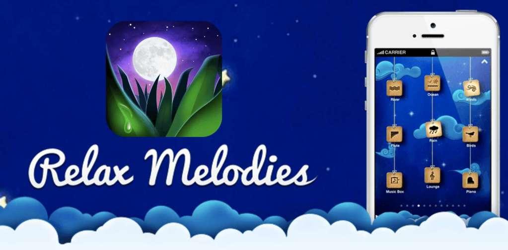 دانلود Relax Melodies Premium Sleep Sounds 7.13 برنامه مجموعه موزیک و ملودی های آرامبخش اندروید