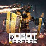 دانلود Robot Warfare: Robot games 0.4.0 بازی اندروید اکشن نبرد سرسخت ربات ها + دیتا