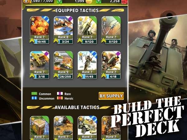 دانلود SIEGE: World War II 2.0.28 بازی اندروید استراتژی محصاره کردن در جنگ جهانی دوم + مود
